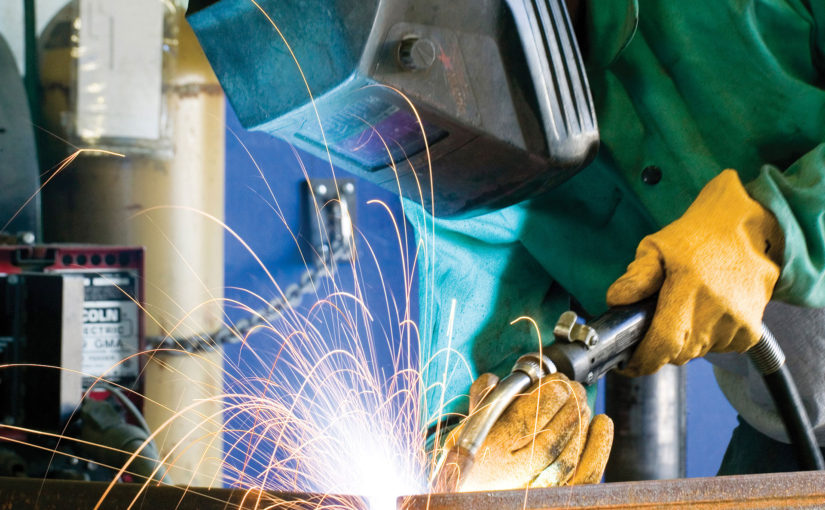 "Welding Efficiency Programs: Do or Do Not. There Is No ""Try."""