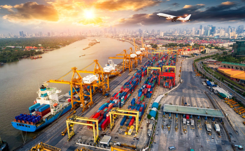Go Global: Trends in Cross Border Supply Chains