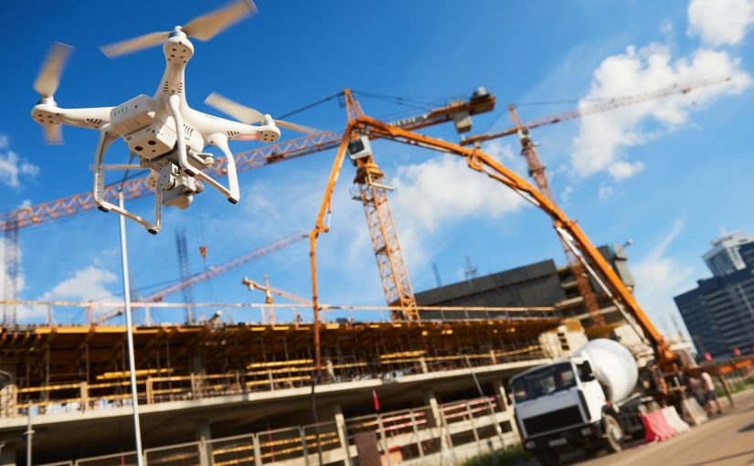 The Drones are Coming to the Jobsite