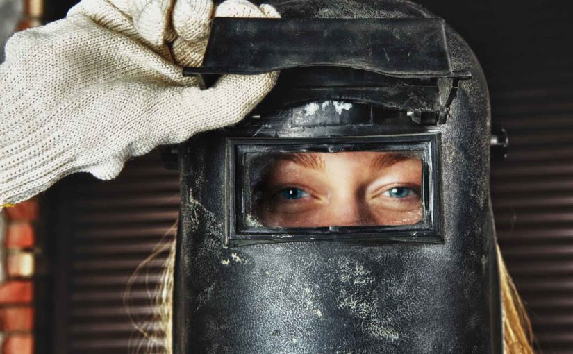 Ready For Change: Women, Welding & the Construction Industry