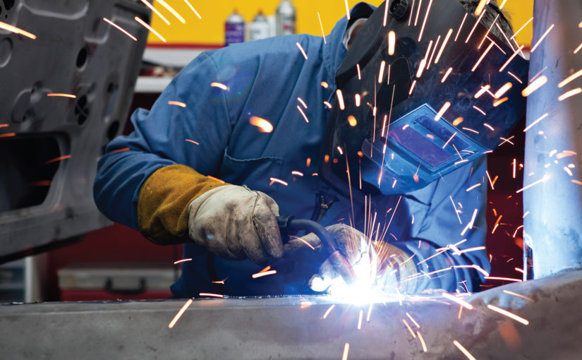 Welding Efficiency Analysis: Like Blood Tests for Your Business