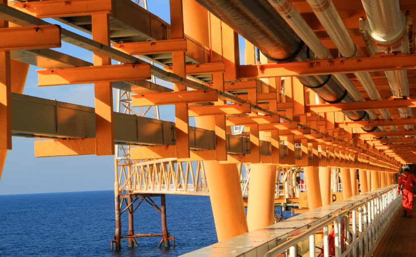Offshore Rig Cylinder Safety (and Other Safety Concerns)