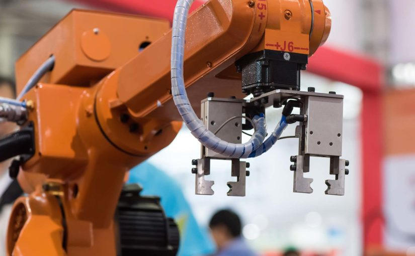 Advances on the Horizon: Collaborative Robots and Welding
