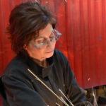 Welding instructor Sue Silverstein