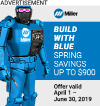 BUILD WITH BLUE SPRING SAVINGS up to $900. Offer valid from April 1 to June 30, 2019
