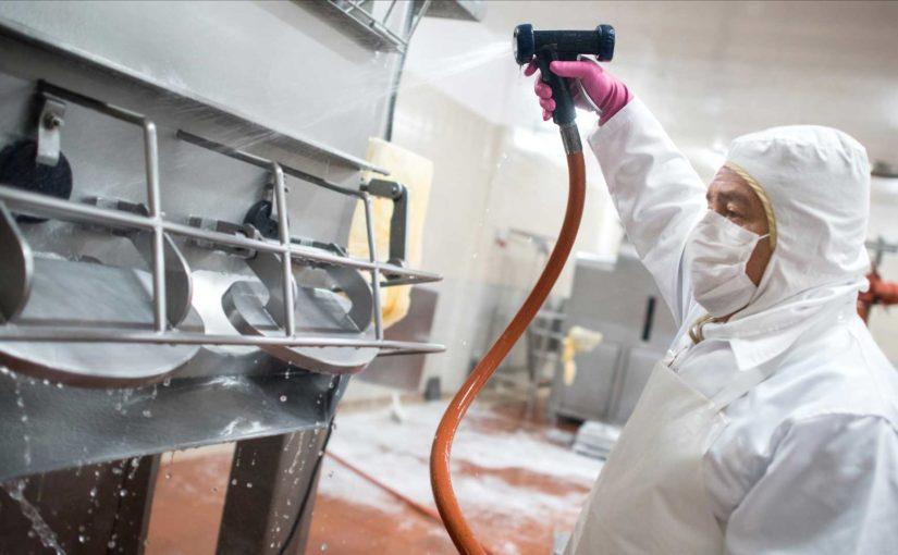 Sanitation Challenges in Food Freezing Equipment